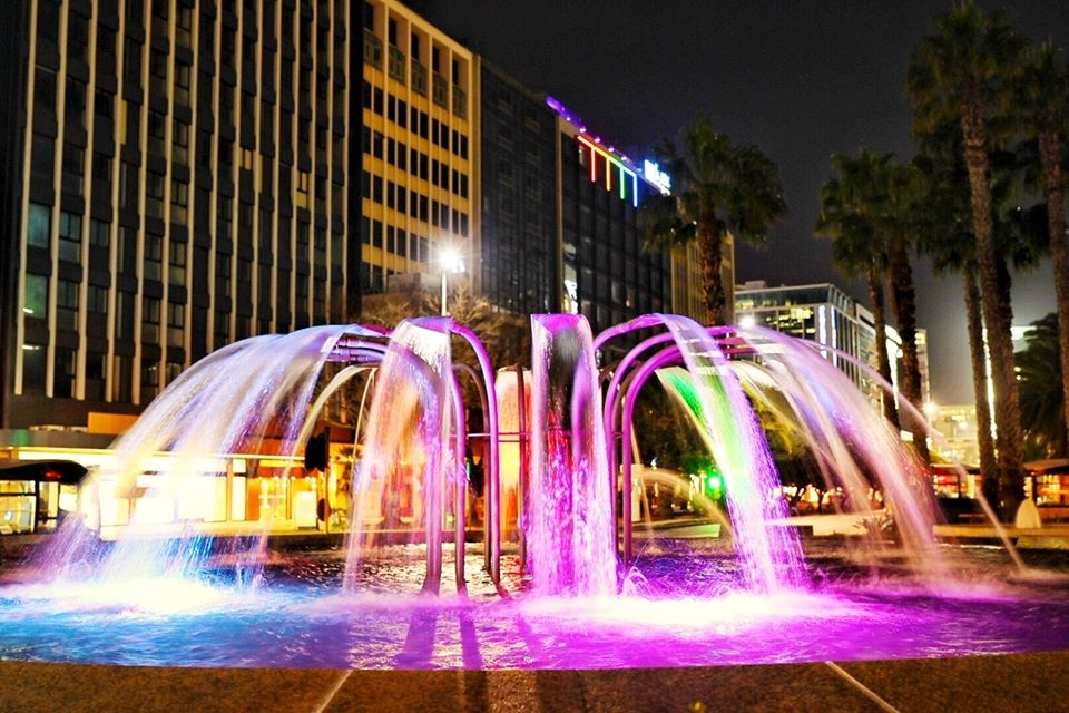 Adderley Street fountain reopens after 3 years