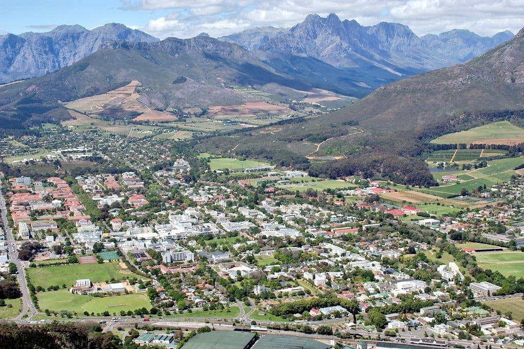 Stellenbosch becomes first SA destination to receive Safe Travels Stamp