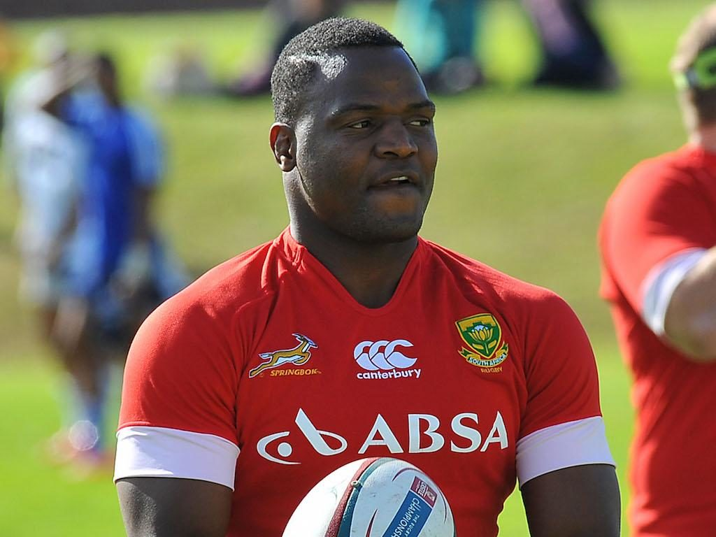 Chiliboy Ralepelle banned from rugby for eight years for doping