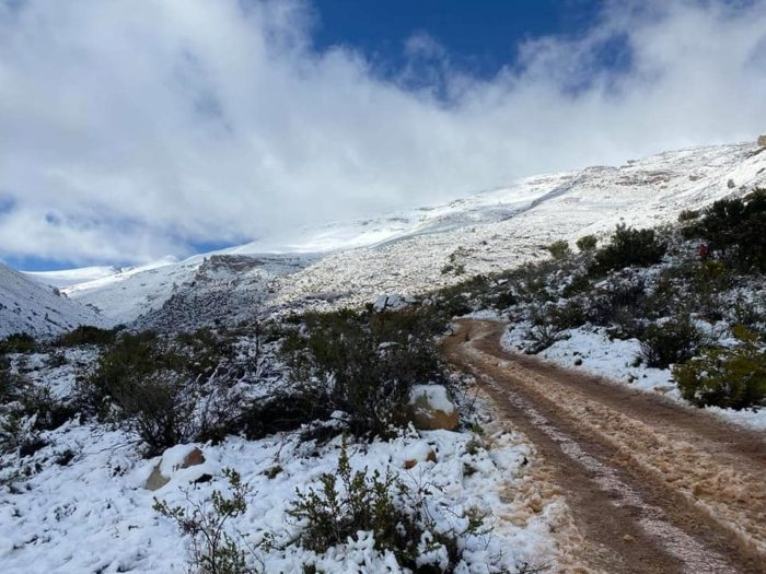 Matroosberg Reserve not accepting visitors during storm