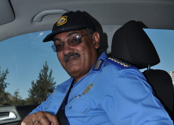 Western Cape Traffic Chief retires after 46 years of service