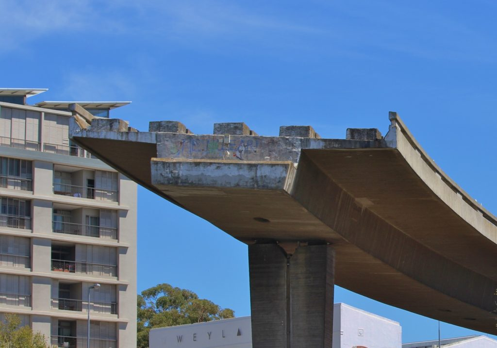 The unfinished Foreshore freeway: 40 years in the making