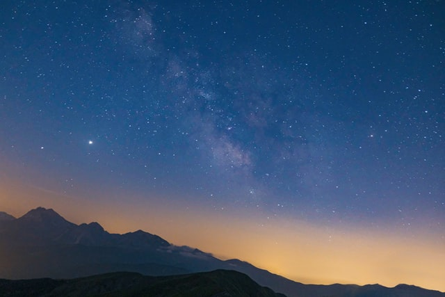 Five planets visible without a telescope this weekend