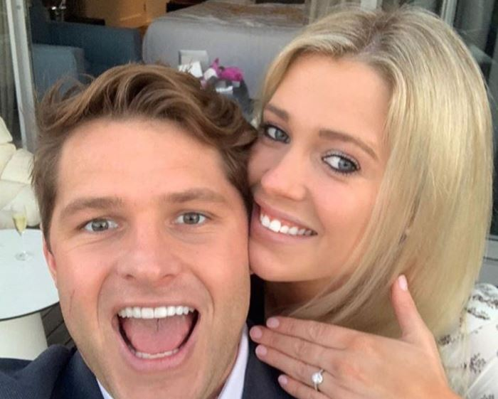 Princess Diana's neice engaged to South African sweetheart