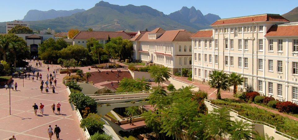 Stellenbosch student suspended for allegedly assaulting classmate