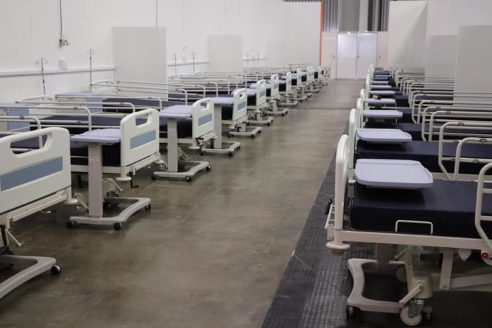 CTICC Field Hospital to be decommissioned in September