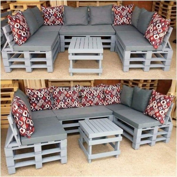 Wine pallet furniture inspiration and guide