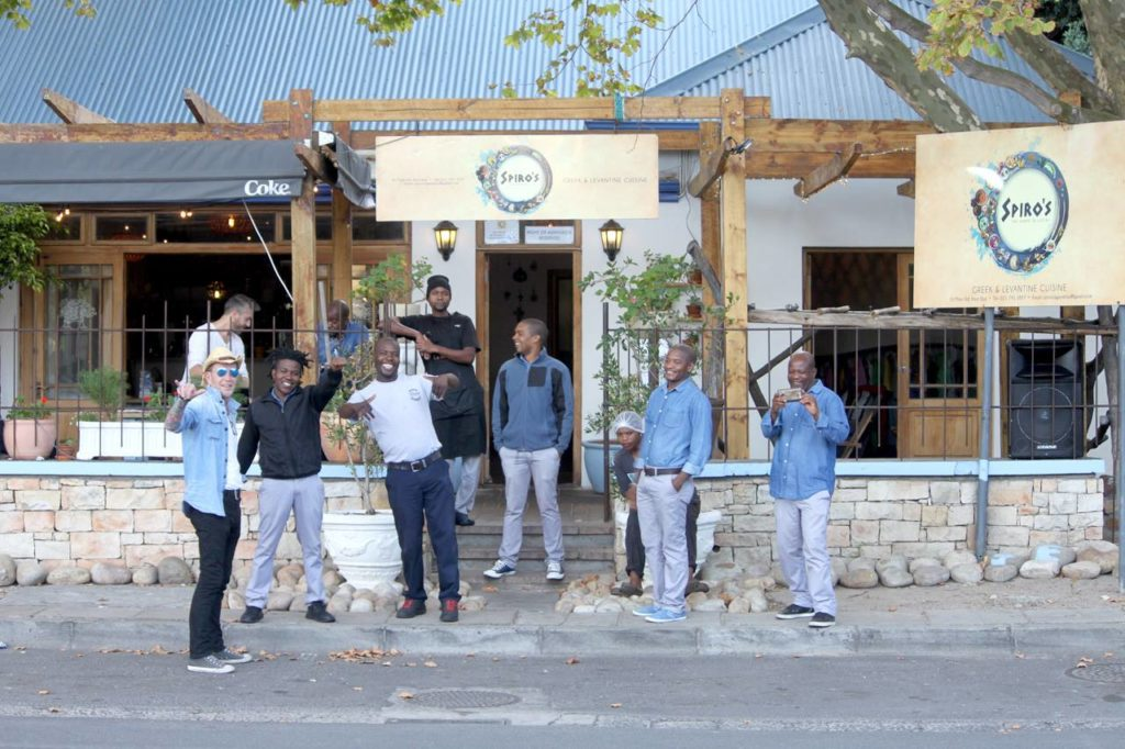 Spiros in Hout Bay closes after 11 years