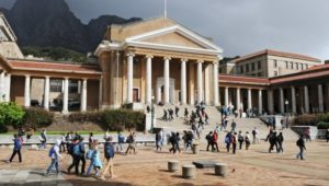 UCT named SA's coolest university again