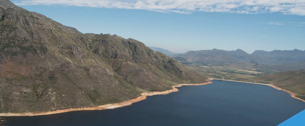 Western Cape dam levels increase by 5.3%