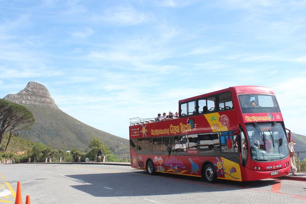Cape Town's red buses make TripAdvisor world list