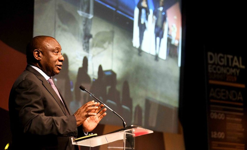 Study finds public faith in Ramaphosa and ministers declining