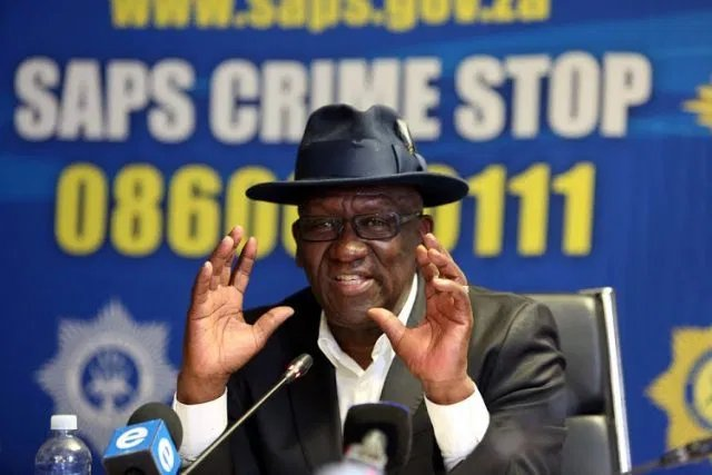 Bheki Cele calls for clamp down on drunk drivers