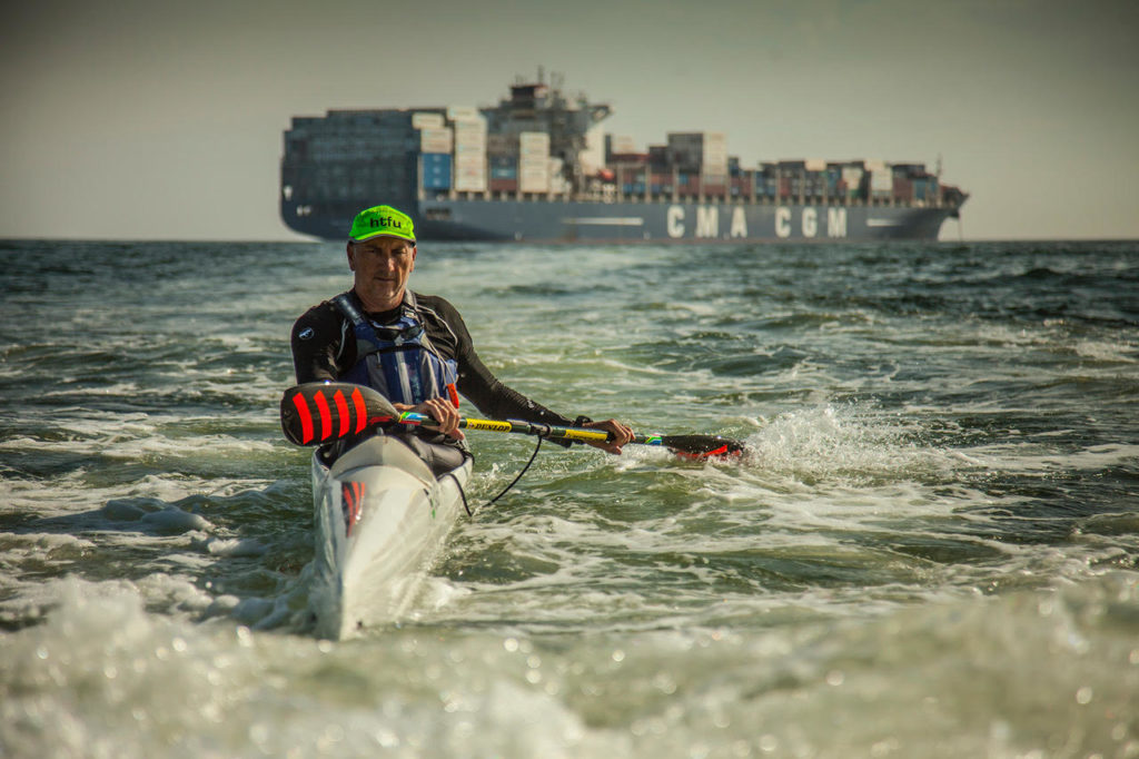 Milnerton man to Kayak from Cape Town to Brazil
