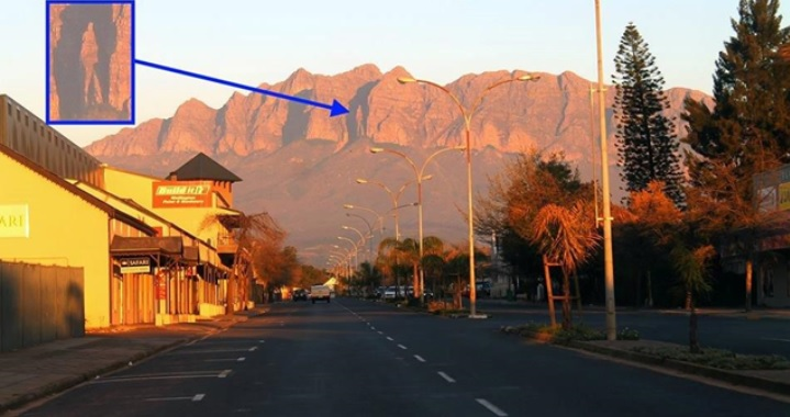 The man in the mountain: A Khoisan tale