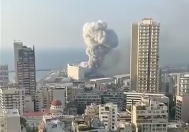Beirut explosion injures 4000, rescue search continues