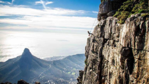 SPCA vet to abseil off Table Mountain to raise funds
