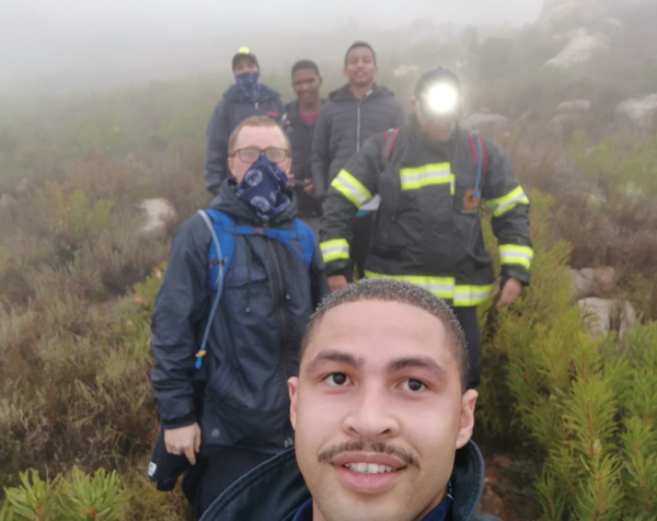 Stellenbosch hikers lost on mountain, rescued
