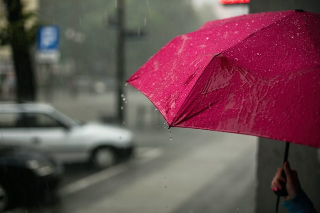 Three days of rain expect in Cape Town this week