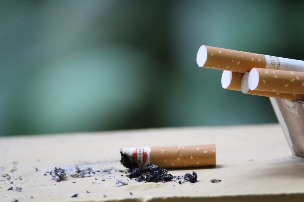 Government undermines own argument for smoking ban