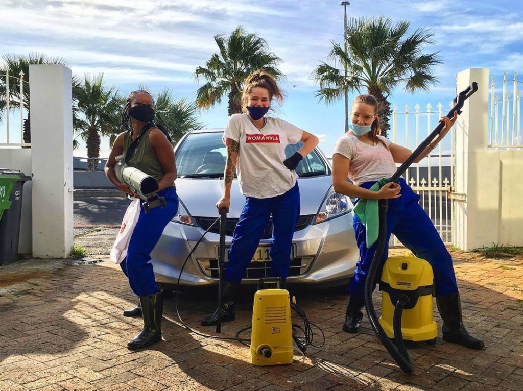 Introducing the Cartenders: Cape's newest car-cleaning service