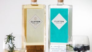 New award-winning Clifton Gin launches