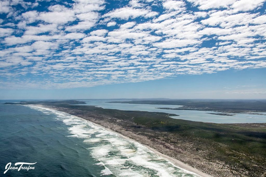 A bird's eye view of the stunning Western Cape