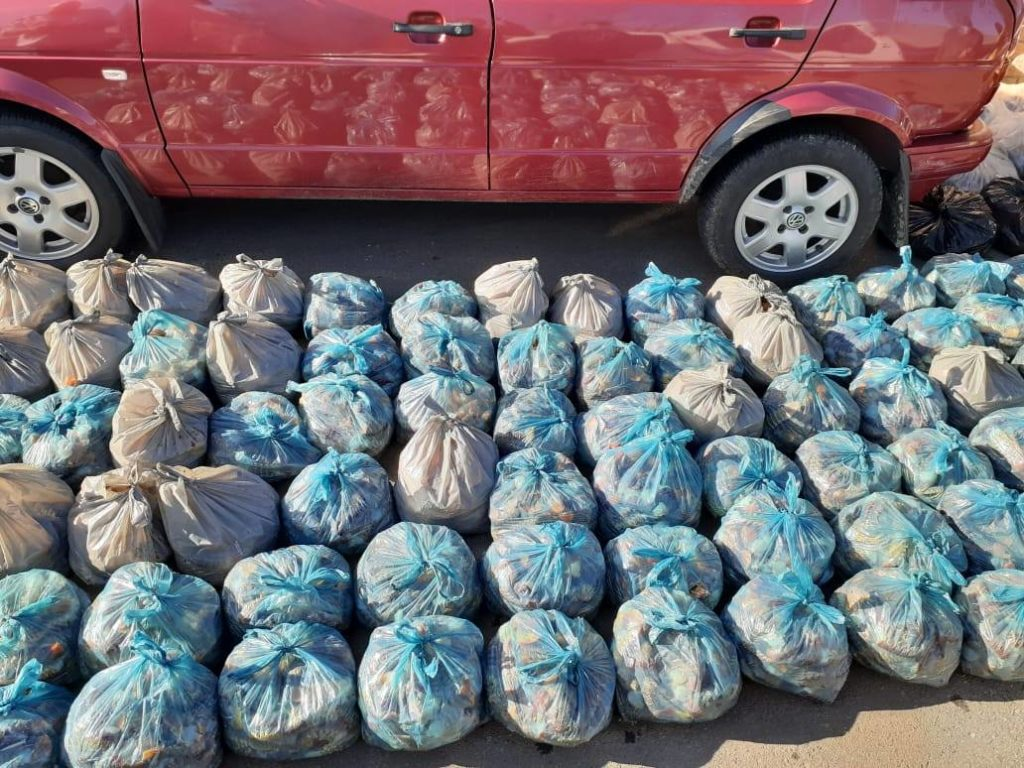 Two arrested for illegal possession of crayfish worth R6.5-million