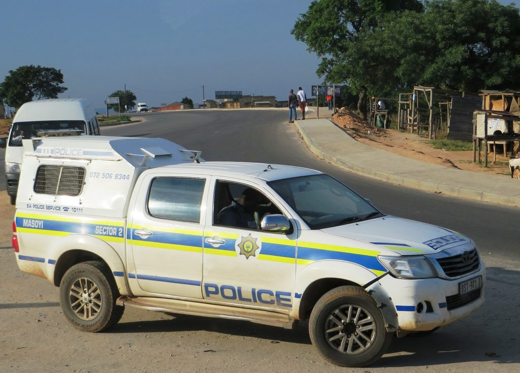 Police launch manhunt to find killers responsible for Crossroads shooting