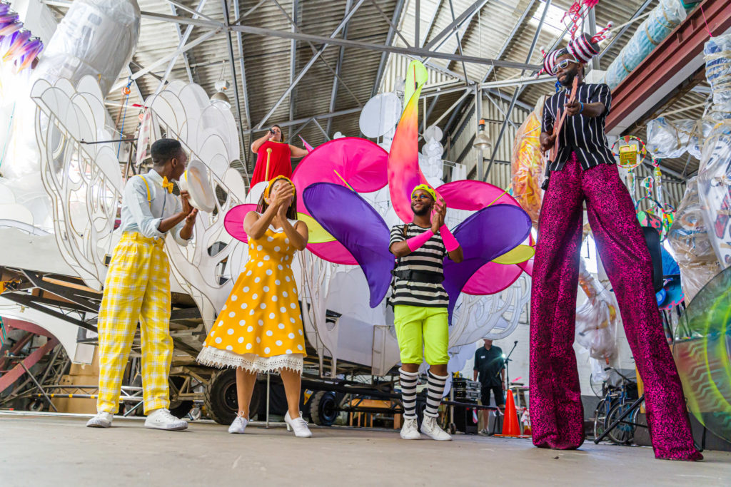 Cape Town Carnival hosts its first virtual Cultural Creative workshop