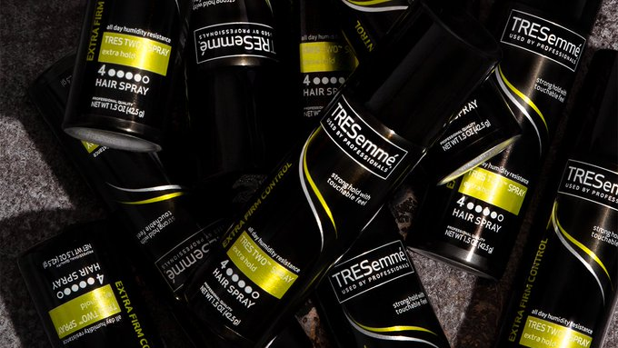Unilever pulls TRESemmé from all major retailers for 10 days