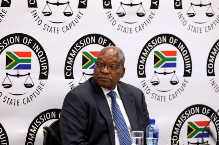 How South Africans feel about Zuma's Zondo commission drama