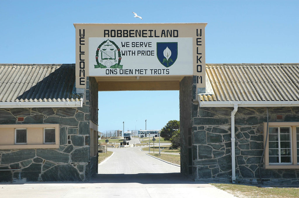 Robben Island Museum has officially reopened
