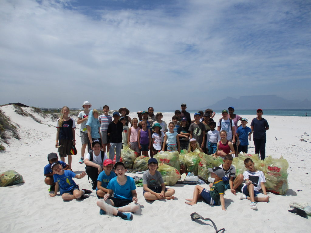 Capetonians encouraged to participate in beach clean-ups