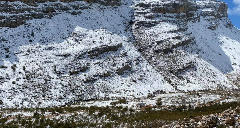 More snow expected in the Cape on Wednesday