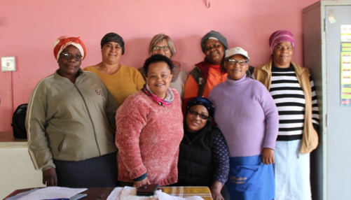 Journey's End fights hunger in Stellenbosch