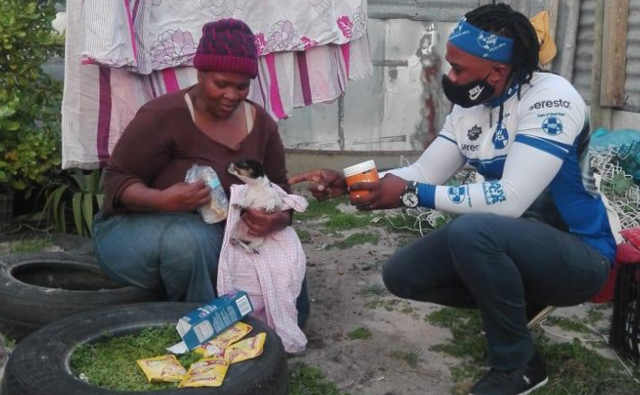 Mother's love warms hearts of SPCA workers