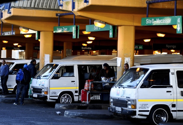 Abandoned baby found on Cape Town station deck