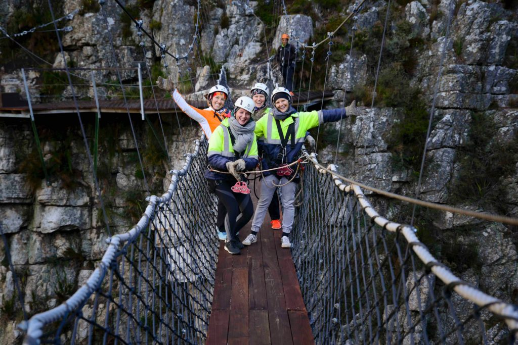 WIN: A thrilling zip lining experience for two in Elgin
