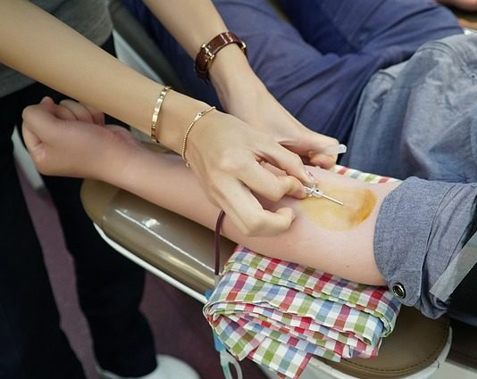 How to donate blood and save a life