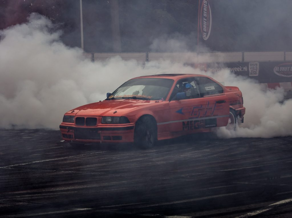 Law enforcement clamp down on illegal street racing