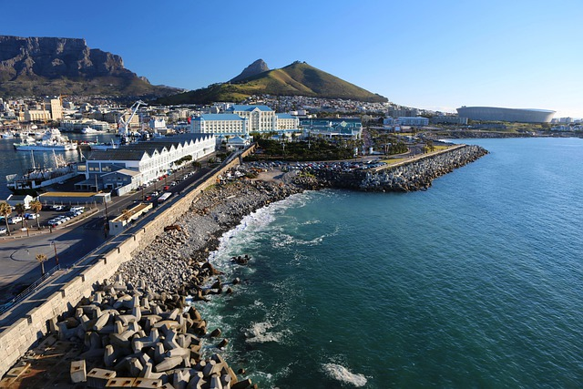 Spring in the Cape Town air