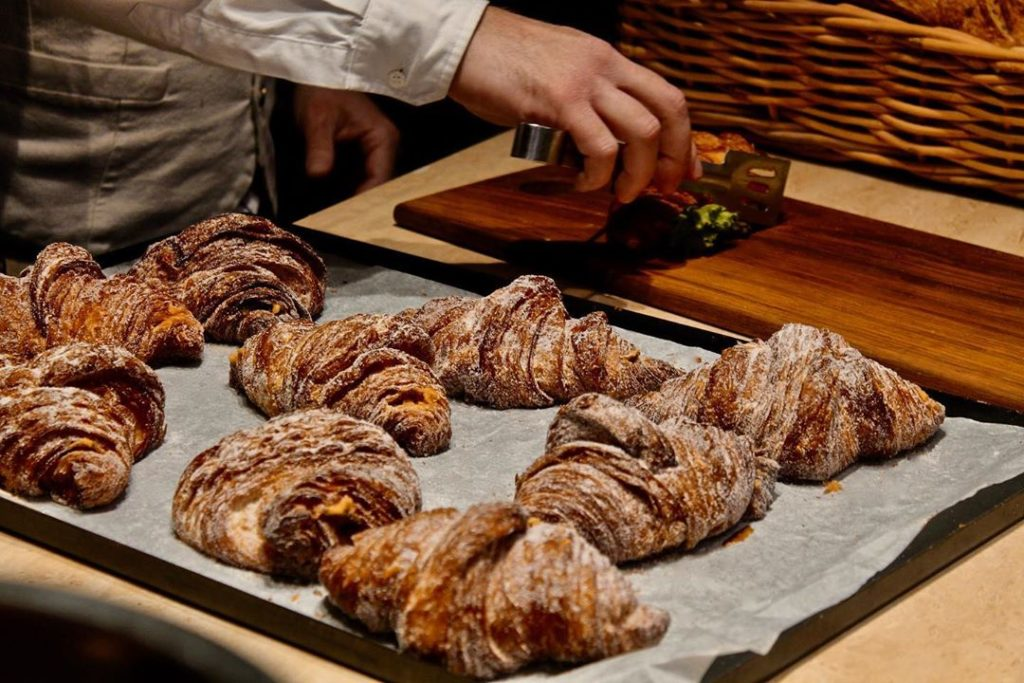 Coco Safar croissants named among best in the world