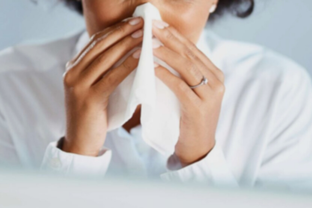 The differences between COVID-19 and seasonal allergies