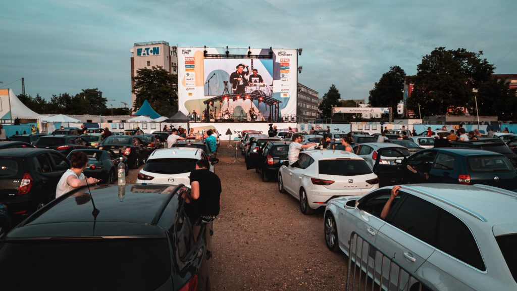 Mother City Drive-in awaiting final approval to open