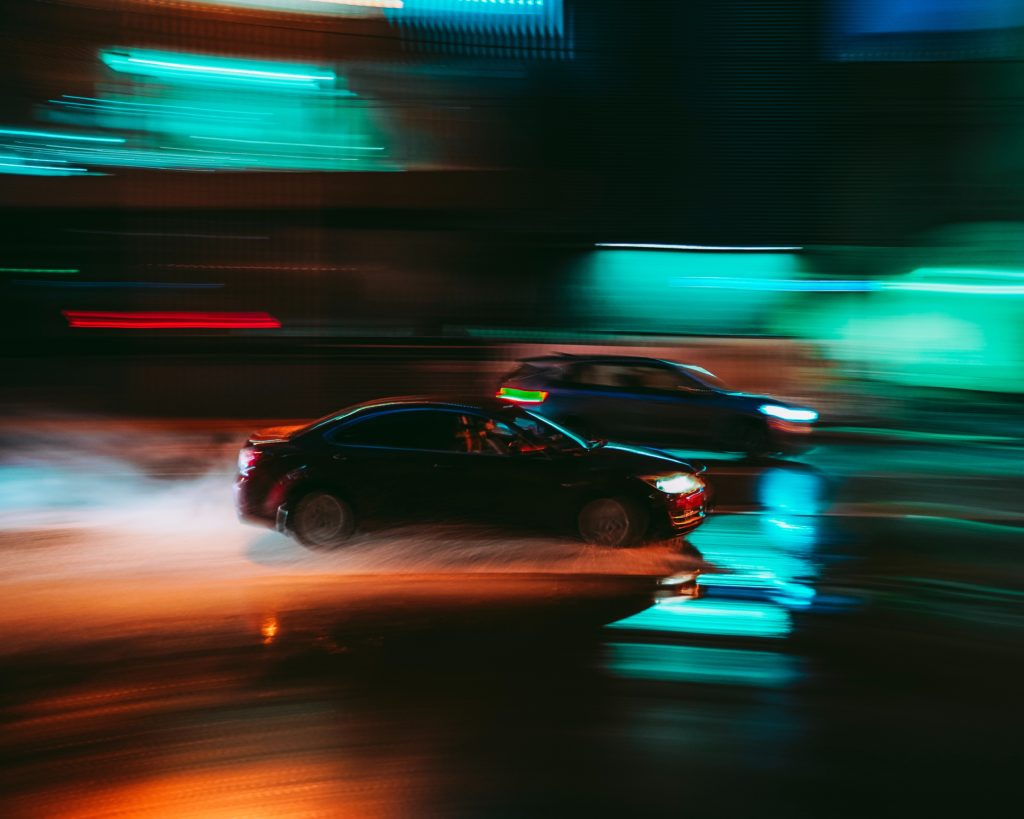 Ghost squad clamps down on illegal street racing