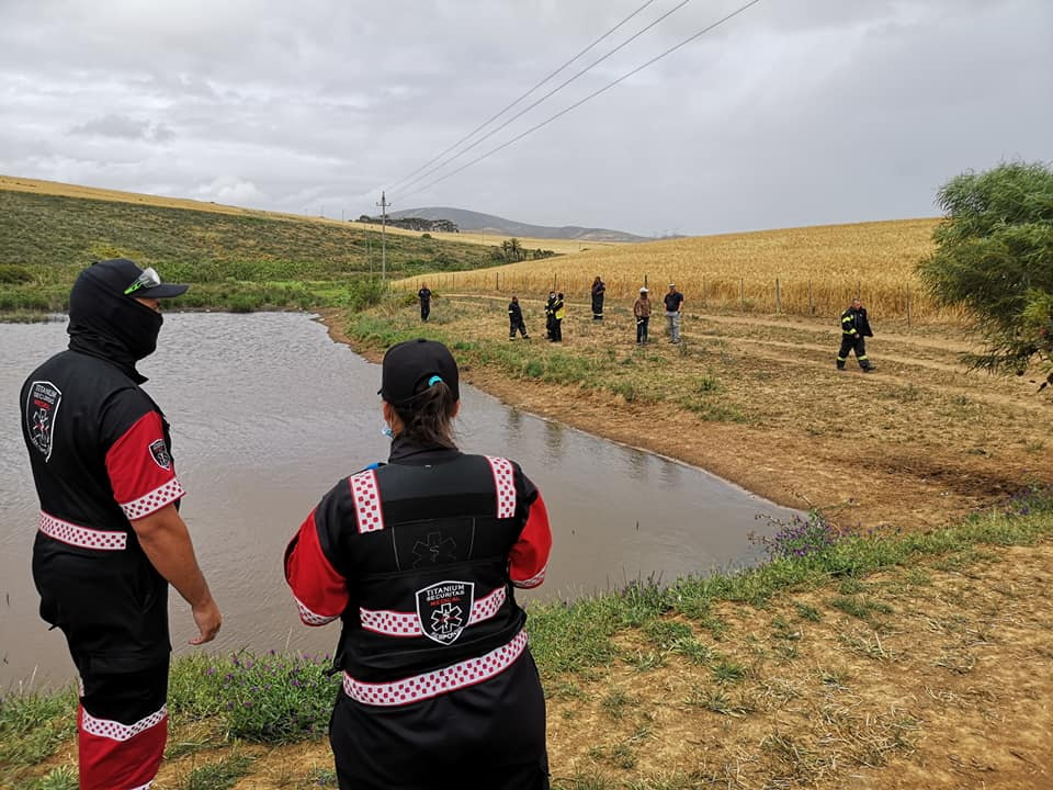 13-year-old drowns in Durbanville dam