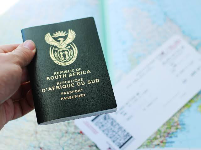 How strong is South Africa's passport?