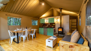 WIN: A two night stay for 5 at any AfriCamps Boutique Glamping in SA