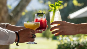 End the day in style at Nederburg's Summer Sunset Stoep Sessions
